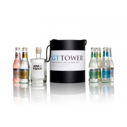 Jim&Tony - GT TOWER Tasting Kit