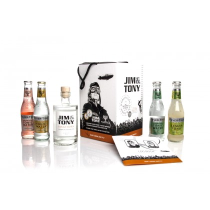 Jim&Tony - don´t Drink and Fly box.