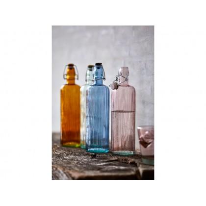 BITZ Vandflaske og 6 vandglas