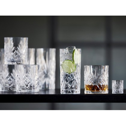 Lyngby Glas Krystal Melodia Glassæt 12 dele