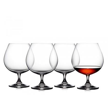 Lyngby Glas Cognacglas 69 cl. 6 stk.