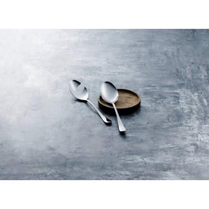 Mambo salatbestik blank stål - 28,7 cm