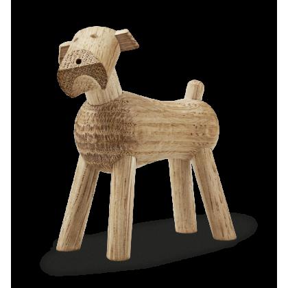 Kay Bojesen Hund - Eg 7,5 cm