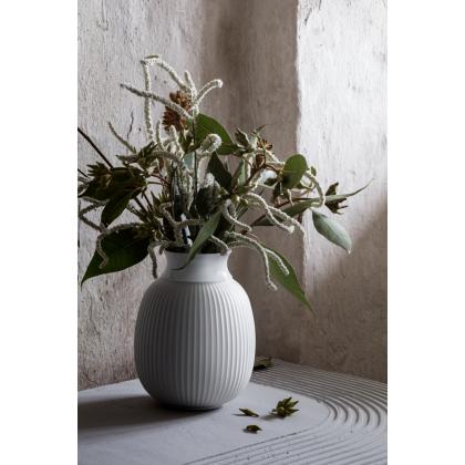 Lyngby  Porcelæn Curve vase, højde 12 cm.